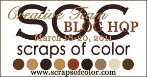 March 2011 Blog Hop